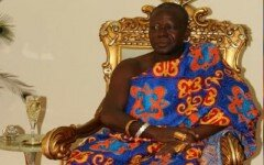 [Video]: Otumfour visits Buganda king.